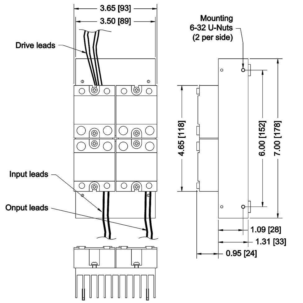 Tc 3400 Thermoelectric Pid Controller Wiring Diagram For Heat Quad Relay Dimensions 1246k