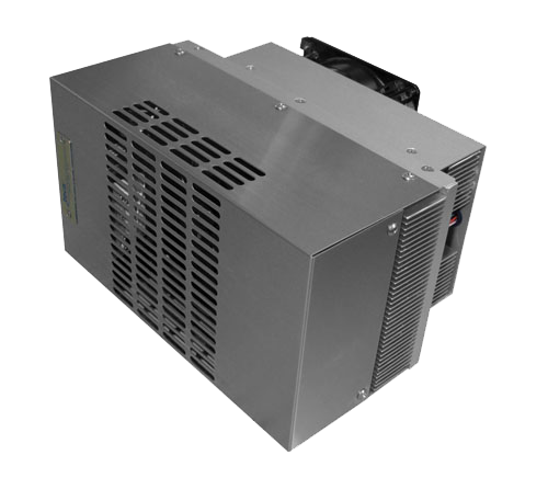 AHP-590 (140 watts) Compact Peltier transit case cooler