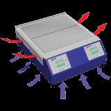 AHP-1200DCP Air flow pattern