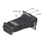 TC-3400 PID Temperature controller mounting