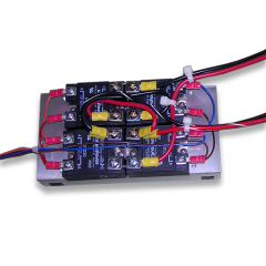 Quad Relay Pack, H-Bridge