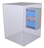 FHP-2250 Peltier enclosure cooler