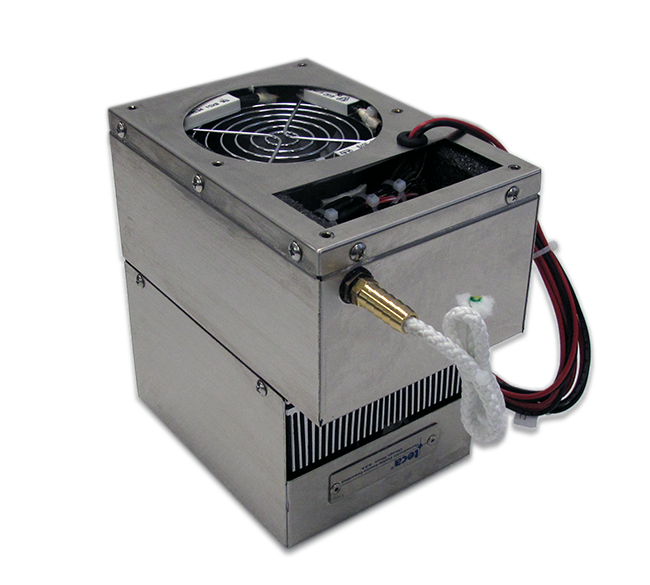 FHP-270 compact thermoelectric panel cooler from TECA