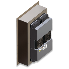 IHP-2259 Series cold side view