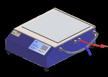 LHP-1800CPV Coolant flow pattern