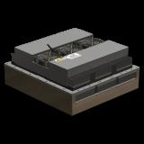 AHP-3259 Through mount 2400 BTU/HR