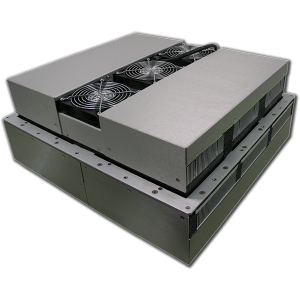 thermoelectric enclosure cooler