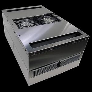 universal input enclosure air conditioner