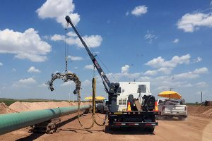 cooling detectors for pipeline inspection