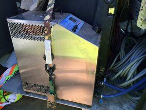 TLC-900 cooling detectors