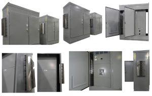 cooling larger enclosures