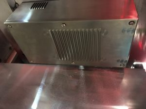 ATM Kiosk cooling