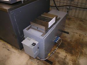 Environmental Chamber For Testing Asphalt
