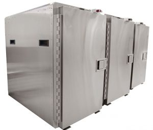 Thermoelectric Aircraft Galley Refrigerator